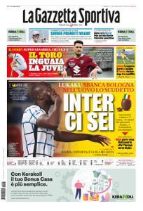 La Gazzetta dello Sport Udine - 4 Aprile 2021