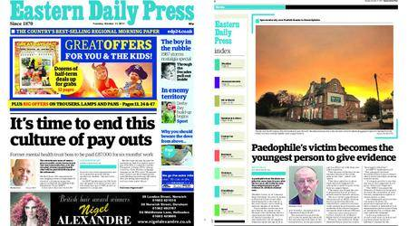 Eastern Daily Press – October 17, 2017