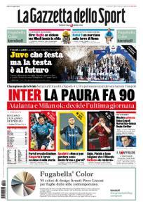 La Gazzetta dello Sport Sicilia – 20 maggio 2019