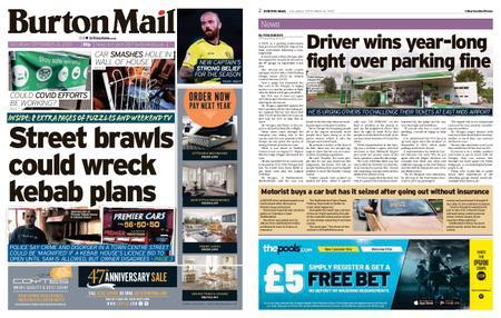 Burton Mail – September 26, 2020