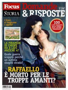 Focus Storia - Domande & Risposte - Settembre 2019