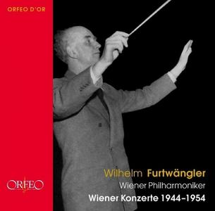 Wilhelm Furtwängler Vienna Concerts 1944-1954 (2013) (18 CDs Box Set)
