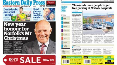 Eastern Daily Press – December 28, 2019
