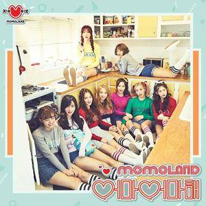 Momoland - Wonderful Love (Korea CD single) (2017) {Dublekick Company/LOEN Entertainment}