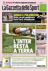 La Gazzetta dello Sport - 20 Agosto 2018