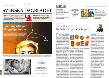 Svenska Dagbladet – 17 november 2019