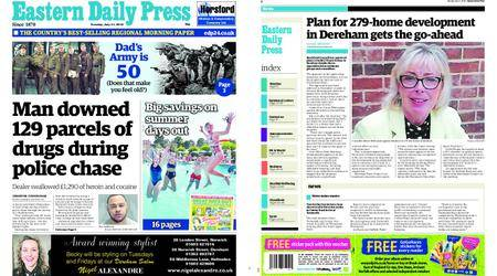 Eastern Daily Press – July 31, 2018