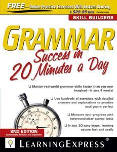 Grammar Success in 20 Minutes a Day (Repost)