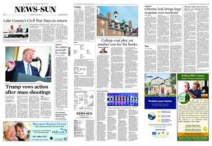 Lake County News-Sun – August 06, 2019