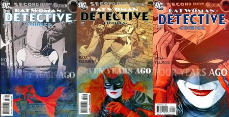 Detective Comics #858-860 (Ongoing) - Go: The Origin of Batwoman