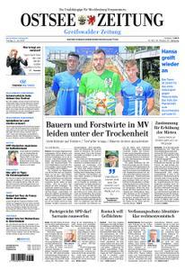 Ostsee Zeitung Greifswalder Zeitung - 12. Juli 2019