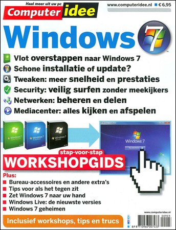 Computer Idee - Windows7 Workshopgids