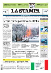 La Stampa Imperia e Sanremo - 18 Novembre 2019
