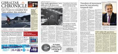 Gibraltar Chronicle – 18 January 2020