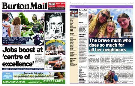 Burton Mail – May 25, 2018