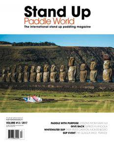 Stand Up Paddle World  - July 2017