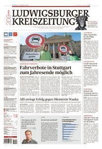 Ludwigsburger Kreiszeitung - 28. Februar 2018