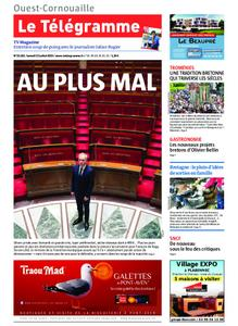 Le Télégramme Ouest Cornouaille – 13 juillet 2019