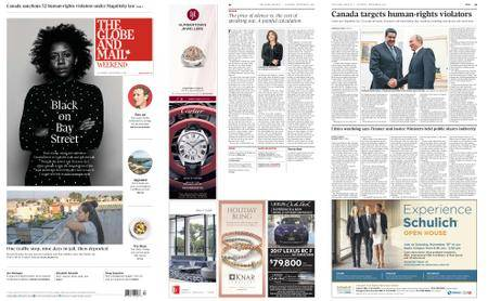 The Globe and Mail – November 04, 2017