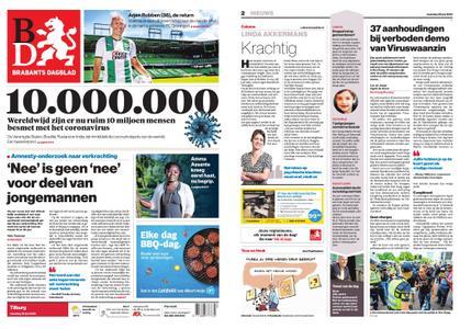 Brabants Dagblad - Tilburg – 29 juni 2020