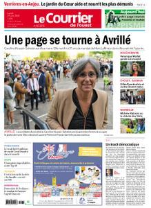 Le Courrier de l'Ouest Angers – 29 juin 2020
