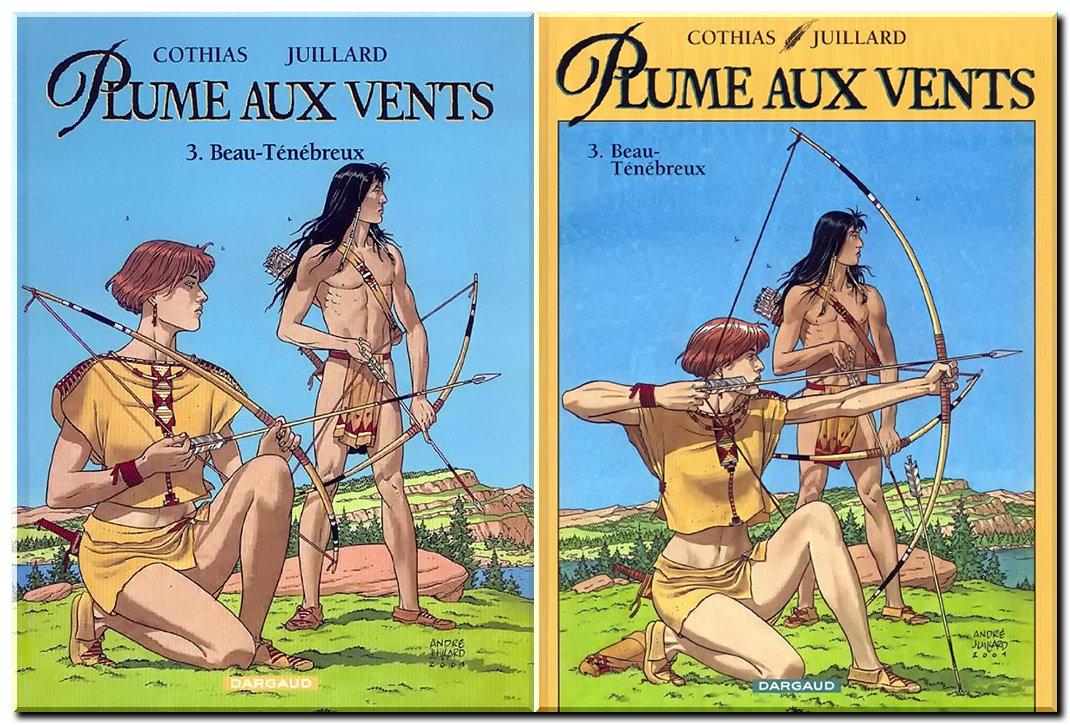 Cothias & Juillard - Plume aux vents - Complet - (re-up)