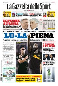 La Gazzetta dello Sport Roma – 30 ottobre 2019