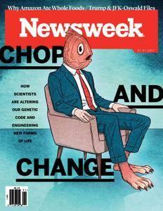 Newsweek USA - July 07, 2017