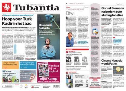 Tubantia - Enschede – 20 oktober 2017