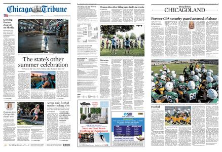 Chicago Tribune – August 31, 2019