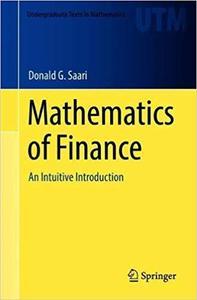 Mathematics of Finance An Intuitive Introduction