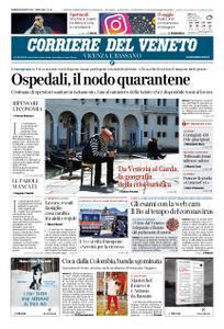 Corriere del Veneto Vicenza e Bassano – 06 marzo 2020