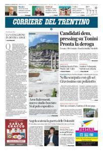 Corriere del Trentino - 21 Gennaio 2018