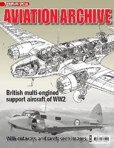 British Multi-Engined Support Aircraft of WW2 (Aeroplane Special Aviation Archive)