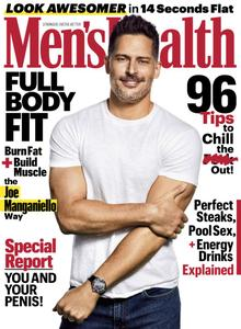 Men's Health USA - June 2019