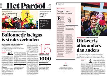 Het Parool – 09 december 2019