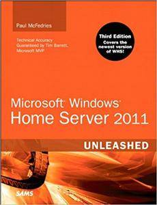 Microsoft Windows Home Server 2011 Unleashed (Repost)
