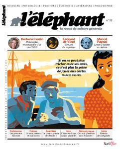 L'éléphant - janvier 2019