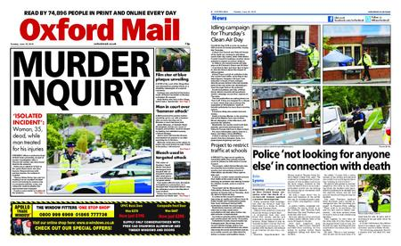 Oxford Mail – June 18, 2019