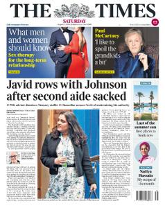 The Times - 31 August 2019