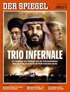 Der Spiegel - 21 September 2019