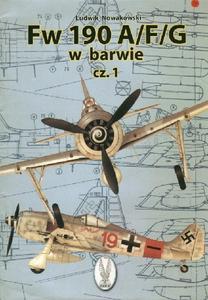 Fw 190 A/F/G w barwie cz.1
