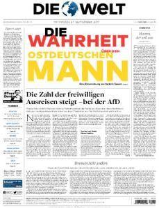 Die Welt - 27. September 2017