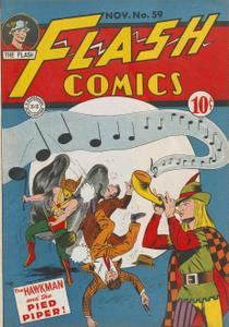 Flash Comics 059 1944
