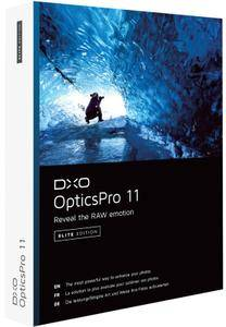 DxO Optics Pro 11.4.2 Build 69 Elite macOS