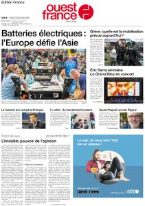 Ouest-France Édition France – 10 décembre 2019