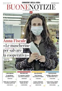 Corriere della Sera Buone Notizie – 12 maggio 2020