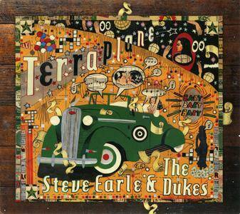 Steve Earle & The Dukes - Terraplane (2015)