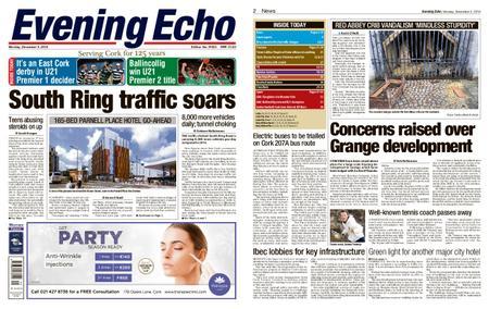 Evening Echo – December 03, 2018