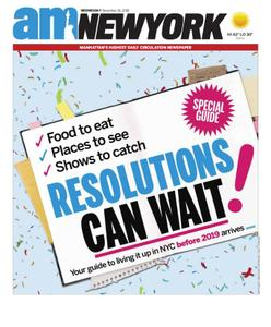 AM New York - December 26, 2018